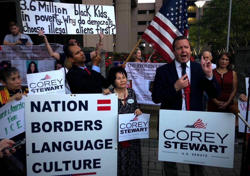 Corey Stewart: Tim Kaine should worry about 'his own Virginia citizens' instead of Khashoggi https://t.co/GImNkwievd https://t.co/MwhqCjNRZn