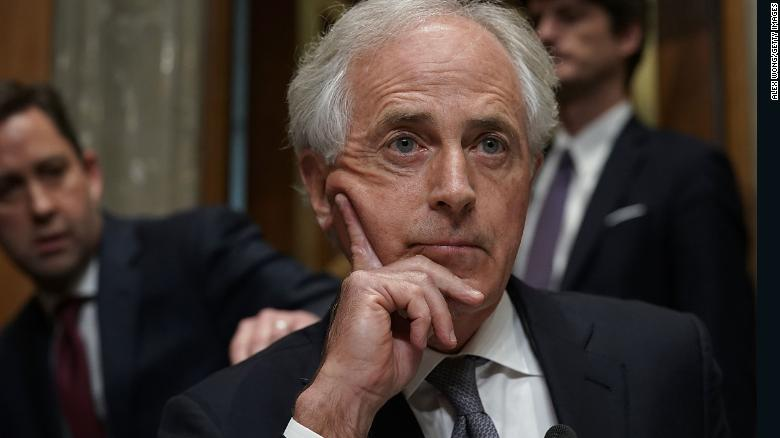 Tennessee Republican Sen. Bob Corker says that the US should punish Saudi Crown Prince Mohammad bin Salman if an investigation concludes he was behind the death of Jamal Khashoggi https://t.co/q2ihiNfQAf