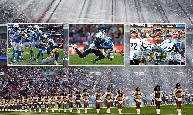 Seeing double: LA Chargers pip Tennessee Titans by a point at Wembley thanks to touchdowns from Williams and Williams https://t.co/37UkiukYJy