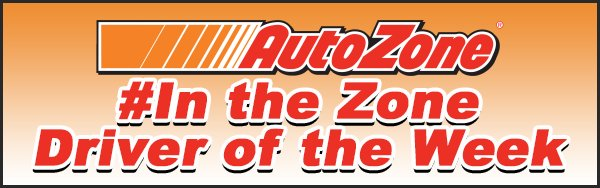 Today's @autozone #InTheZone Driver of the Week is @chaseelliott  #AskMRN I The Voice of #NASCAR