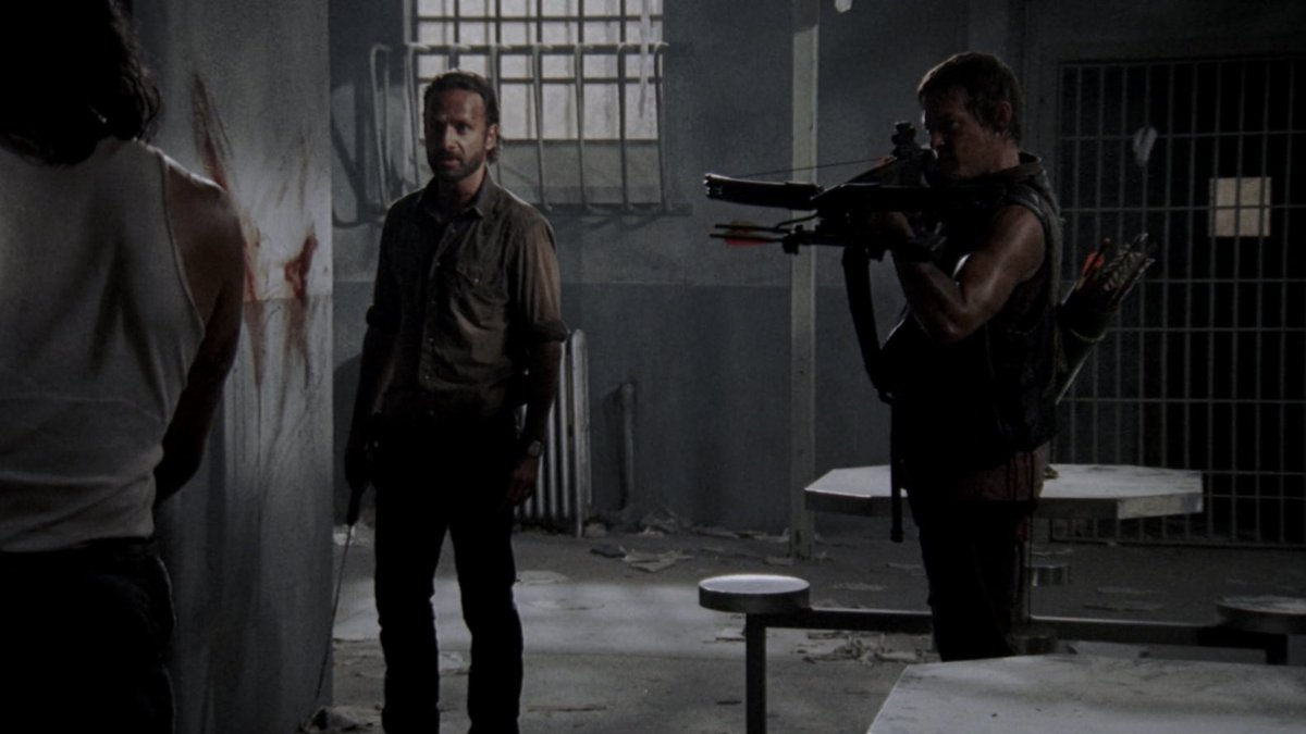 """6 years ago today, """"Sick."""" #TWD"""