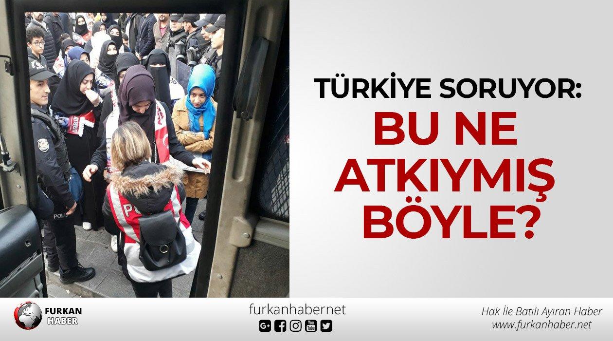 Türkiye Soruyor: #BuNeAtkıymışBöyle https://t.co/L7hziSOtSG https://t.co/uNIW1L29bP