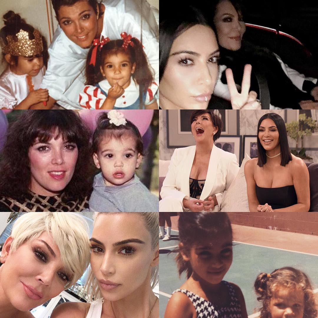 Happy birthday @KimKardashian!!! My beautiful girl, I love and adore you and wish for you the most amazing day and year...you have brought all of us such love, joy, and happiness. You are the best mom, wife, sister, daughter and friend and i am beyond blessed to be your Mom