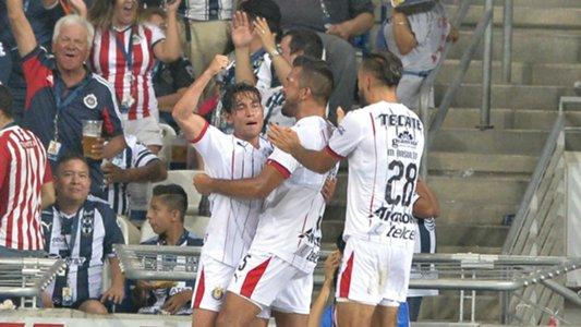 Lobos BUAP igualó 1-1 ante Chivas por la F13