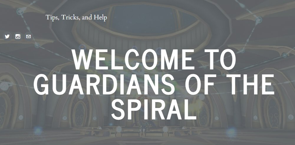 Guardians Of The Spiral (@GuardiansSpiral)   Twitter