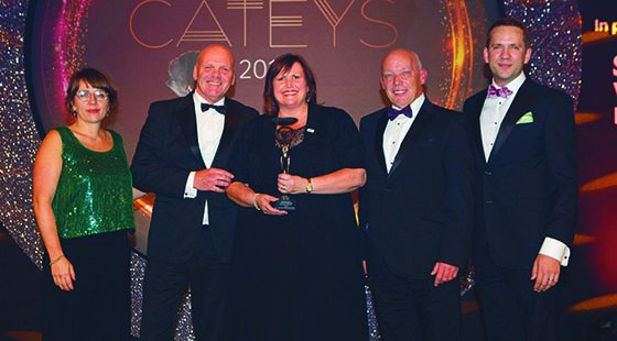 From the outset of its launch in April 2015, @cateredplymouth  has put children at the centre of everything it does, with the focus firmly on making food fun. That's why they are our Education Caterer of the Year #FSCateys  https://t.co/3wy9TxaPX7