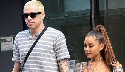 Pete Davidson finally breaks silence over painful Ariana Grande split https://t.co/VupWlTXEjB