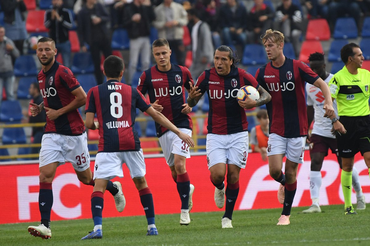 Bologna Fc 1909 On Twitter Federico Santander We Showed More Urgency After The First Goal Https T Co Rqeqwz8h1l Weareone