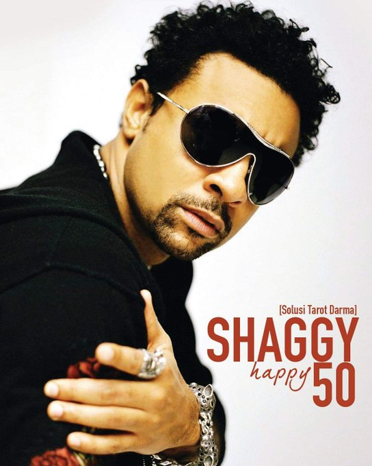 Happy Birthday Shaggy