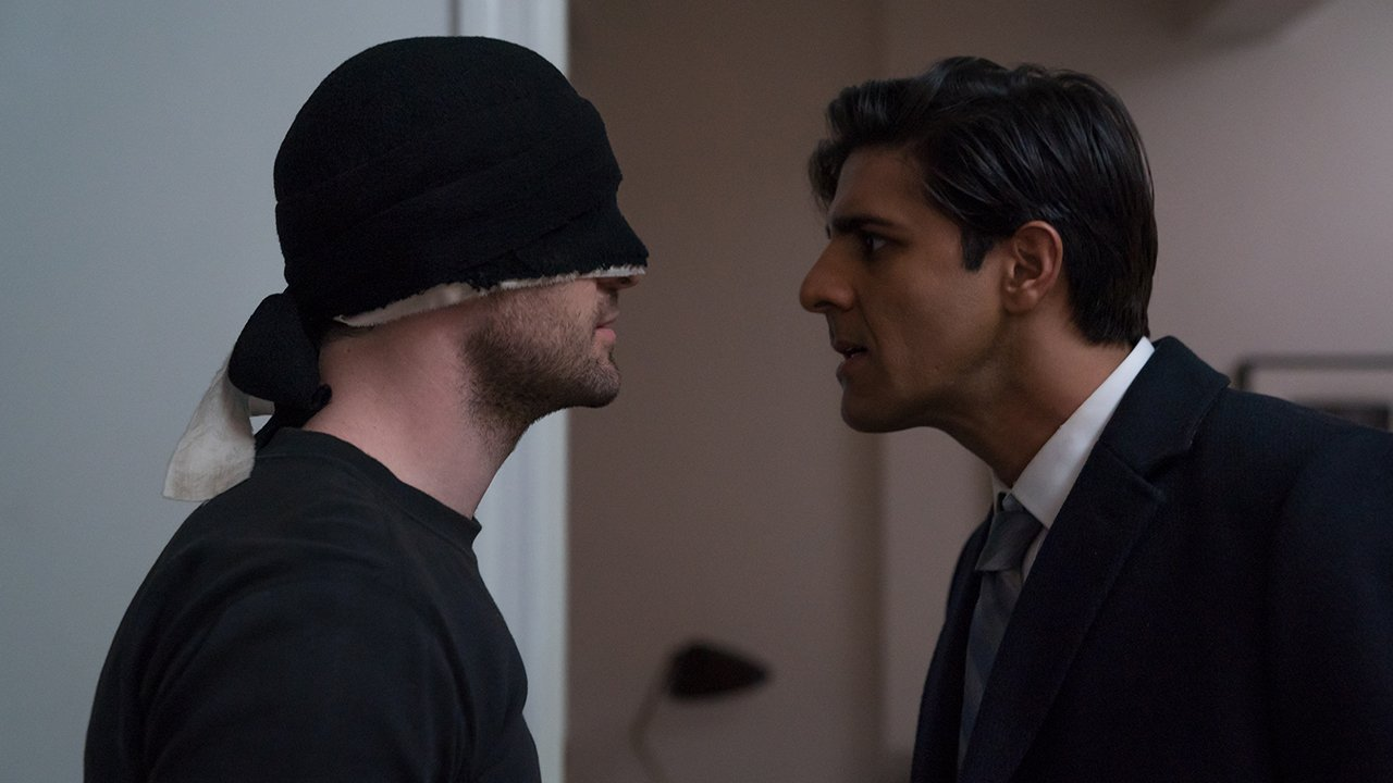 Our heroes risk it all in Daredevil Season 3, episode 8. Our review:   https://t.co/c1RNaEmvZX https://t.co/3RQJ2EOMs2