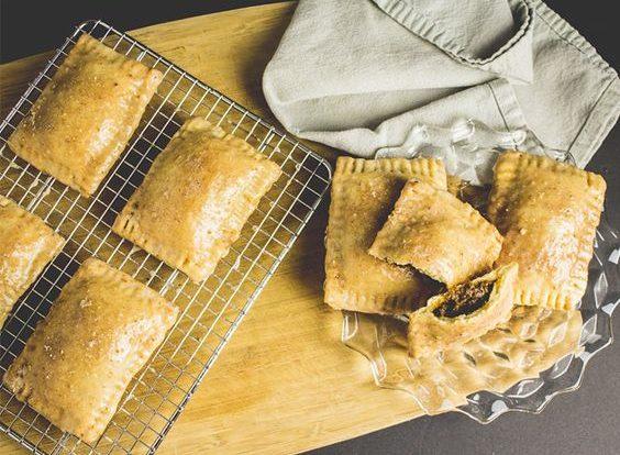 Pumpkin Pie Pop Tarts - https://t.co/8220PKHIPi 🌱  ❤️ or RT!  #food #foodporn #yum #yummy #foodpic #vegan https://t.co/LVjABsE0t1
