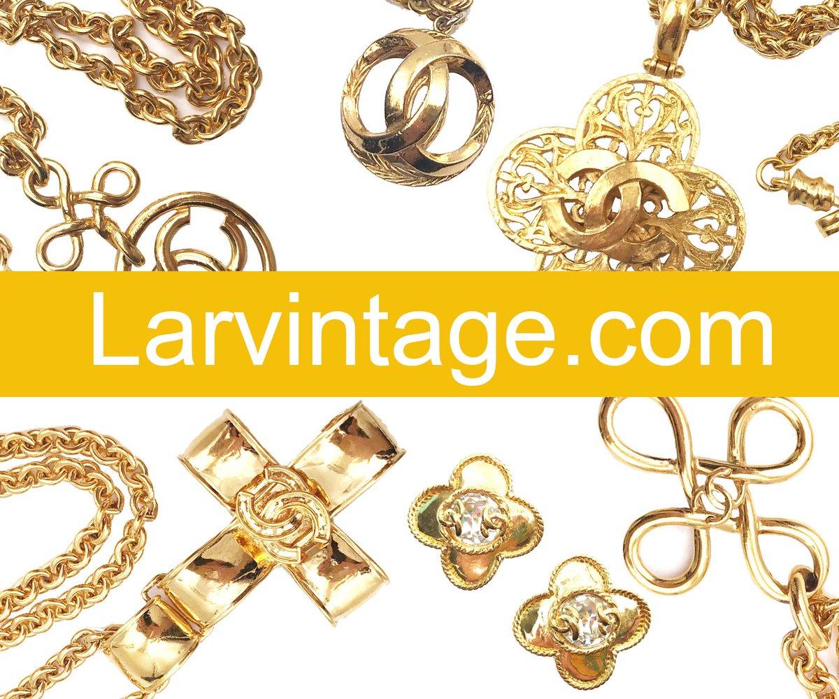 0fc6826fc895 Love vintage? Love LAR Vintage?:) #chanel #chanlevintage #chanelgoldplated # goldplated #larvintagepic.twitter.com/OxCJ8TgCiI