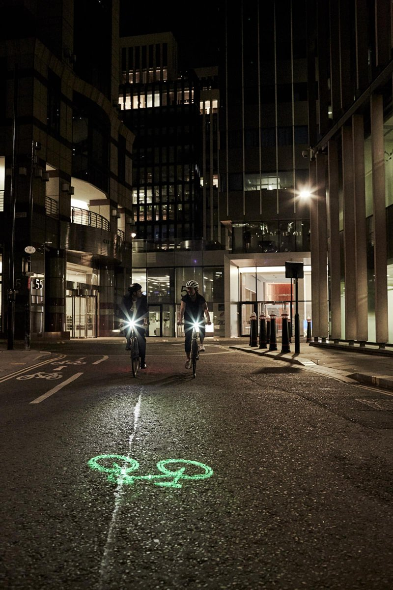 """I love meeting entrepreneurs with innovative products that can really improve people's lives – a great example is the Laserlight which helps cyclists stay safe"" - @HollyBranson https://t.co/A2sIHkK6JH"