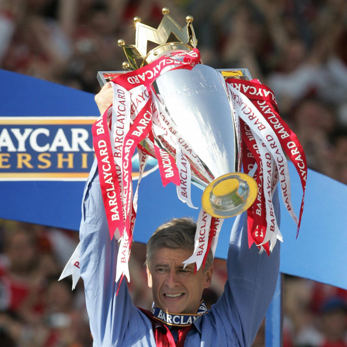22 years. 1,235 games. 2,298 goals. 716 wins. 49, 49 undefeated. 7 FA Cups. 3 @premierleague titles. 2 Doubles. Won the league at Old Trafford. Won the league at White Hart Lane. Invincible. Legend.  🎶 There's only one Arsène Wenger 🎶