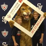 Image for the Tweet beginning: Great visit at St Viator's