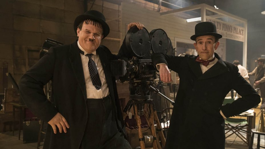 #LFF film review: Steve Coogan and John C. Reilly in #StanAndOllie https://t.co/y9PLXSMp51