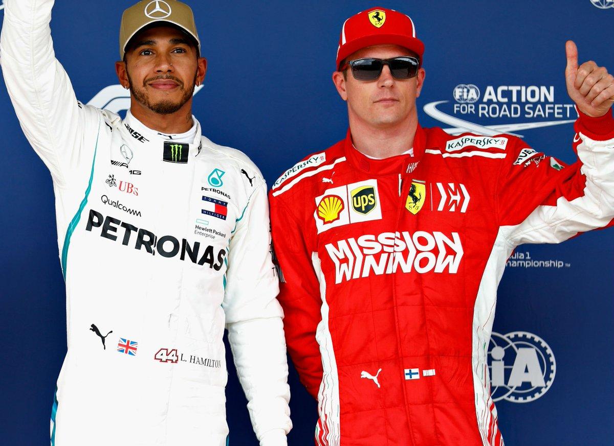 Kimi Raikkonen: 'Did you win the championship?'  Lewis Hamilton: 'No...'  Classic Kimi!  Sky Go: https://t.co/2oGOX6KR8q       Live blog: https://t.co/3ax3bFpuW2     #SkyF1 #USGP