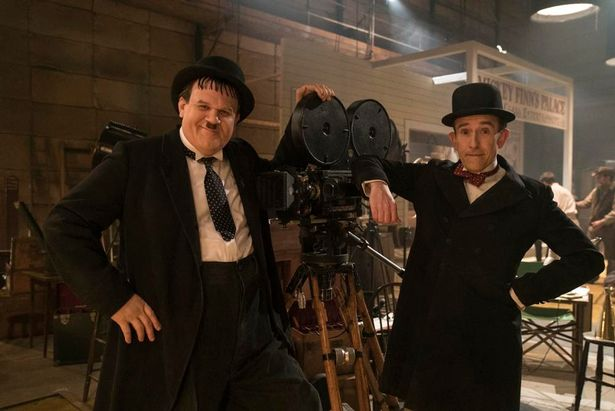 Stan & Ollie review - Steve Coogan and John C. Reilly do Laurel and Hardy #LFF https://t.co/XMvcdMtNkW