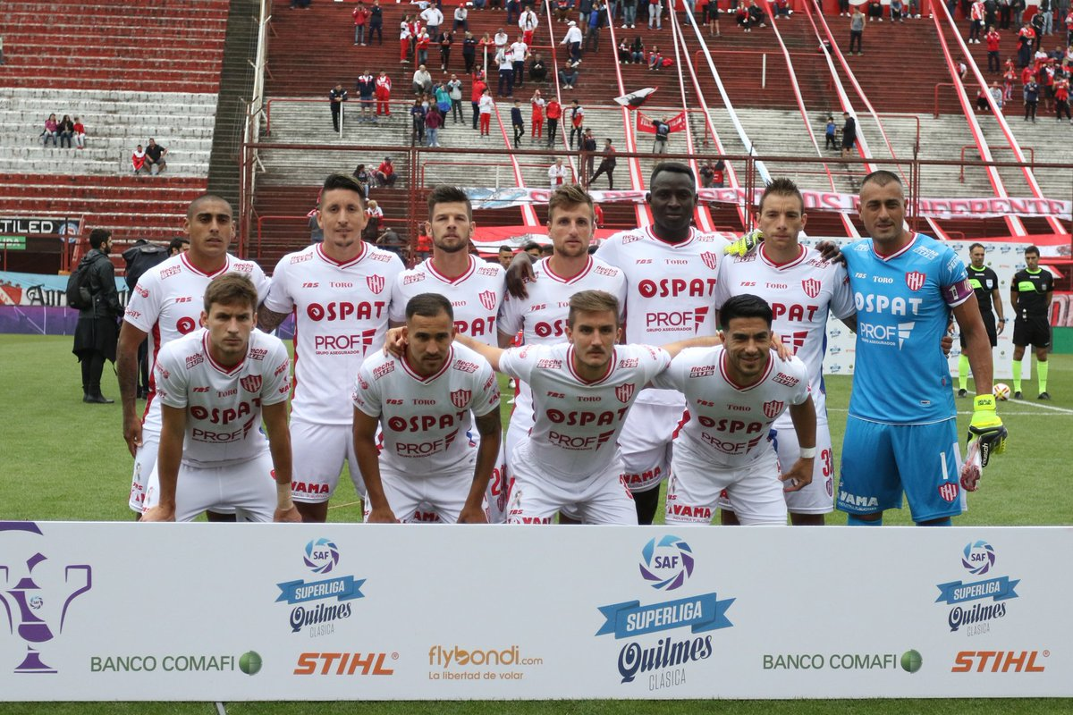 Argentinos Juniors 0 Union Santa Fe 1 - Superliga 2018/19 (Fecha 9) - Vídeo DqDuvonWkAEqiZd