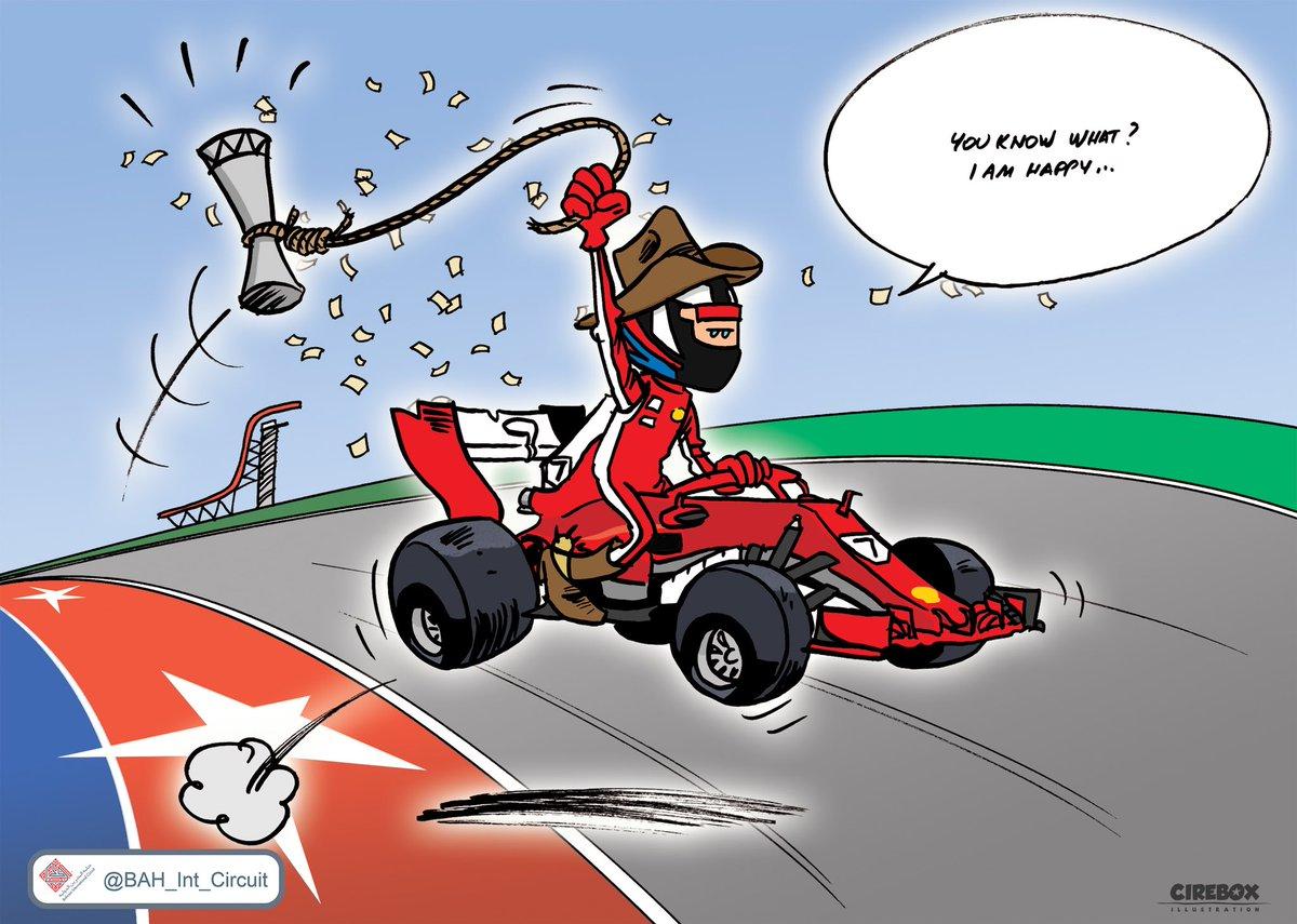 Congrats Kimi! #F1 #USGP 🇺🇸