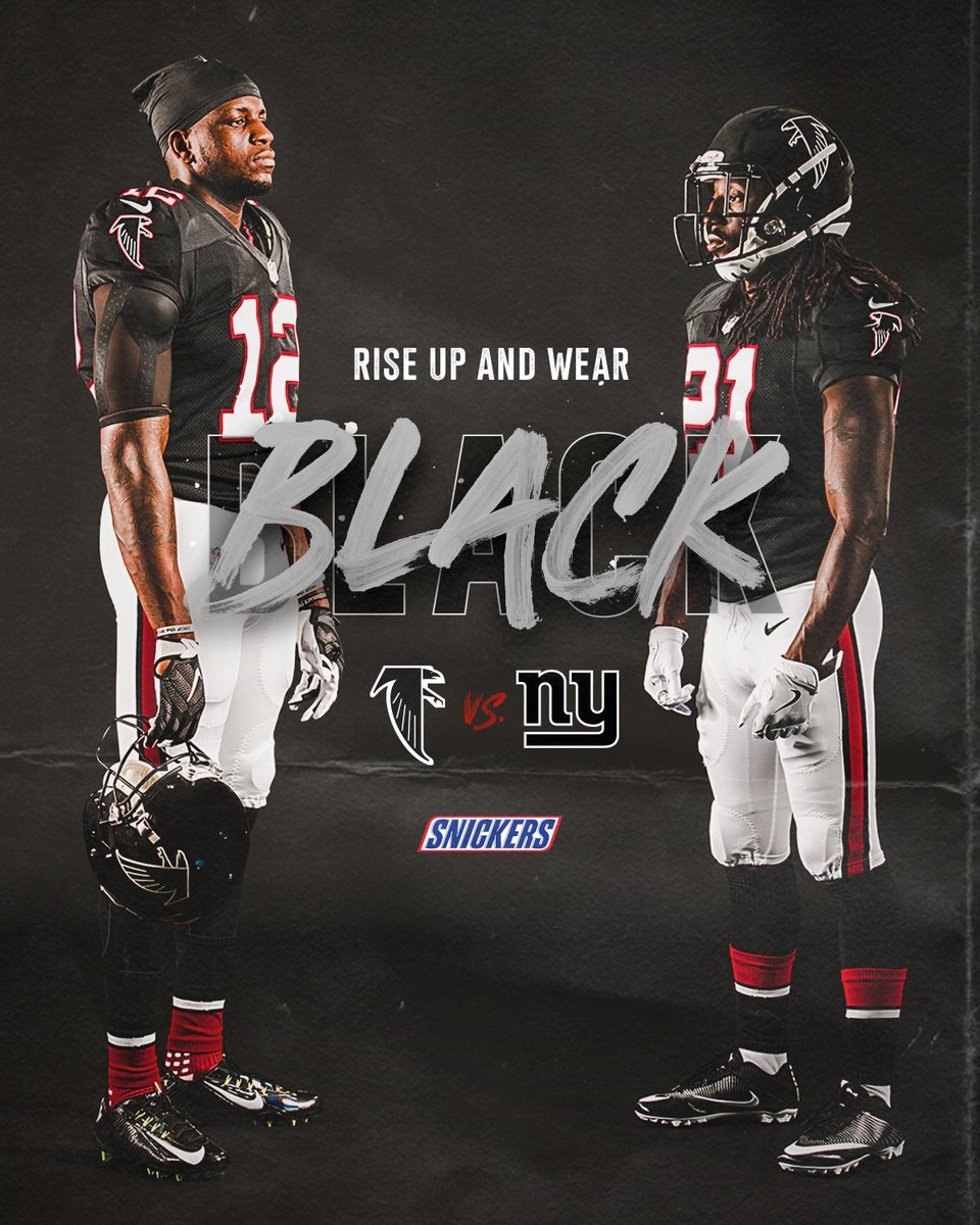 detailed look efb46 5eb2c Atlanta Falcons on Twitter: