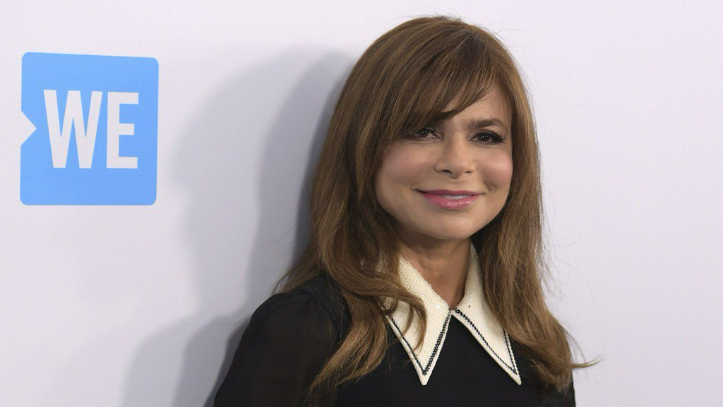 VIDEO: Paula Abdul falls head-first off stage during show https://t.co/34Jgs3Kk9P