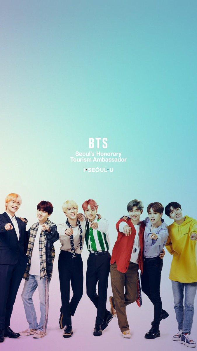 Bts A R M Y S Tweet Phone Wallpaper Bts Seoul S Honorary