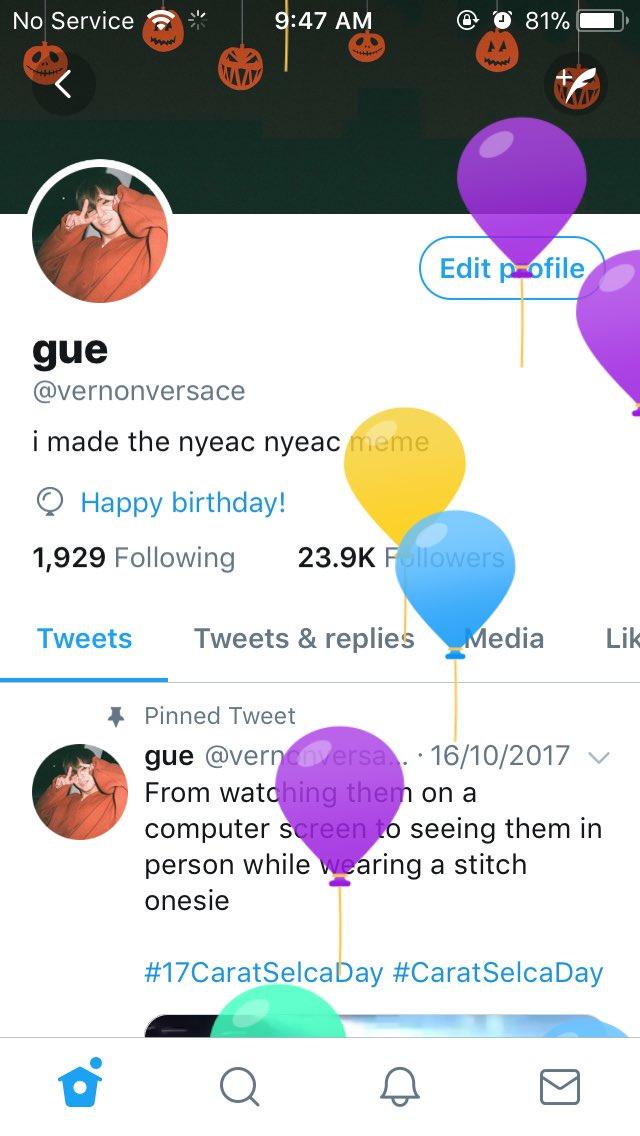 Elle Loves Svt On Twitter Happy Birthday