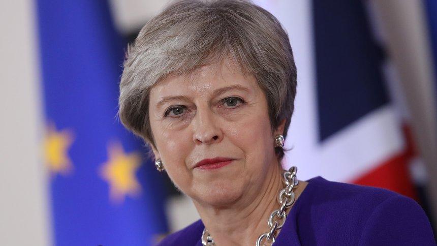 Großbritanniens EU-Austritt: Brexit-Deal steht laut May zu 95 Prozent https://t.co/HOldK7SBkY