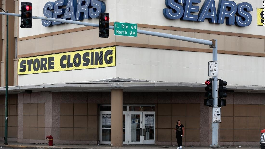 Amazon alone didn't kill Sears. The 132-year-old retailer played a big role in its own demise. https://t.co/XJgDPXS4xG
