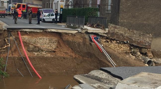 VIDEO. Inondations dans l'Aude: 62 millions d'aides débloqués en attendant la visite d'Emmanuel Macron ce lundi https://t.co/pMEYqIQajM