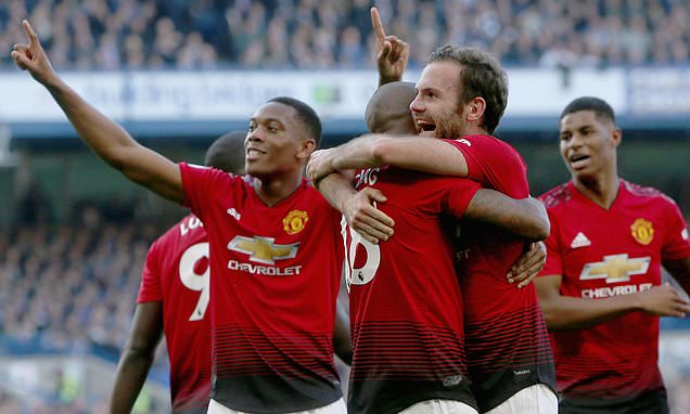 DANNY MURPHY: Manchester United must tackle their fear... why do they have to wait until falling behind to play well? https://t.co/5WSjP72XdQ