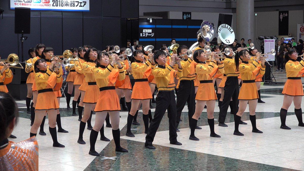橘 バンド 京都 高校 マーチング