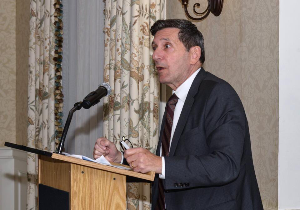 Michael Bottecelli, Exec Director at the Grayken Center for Addiction Medicine was the keynote speaker