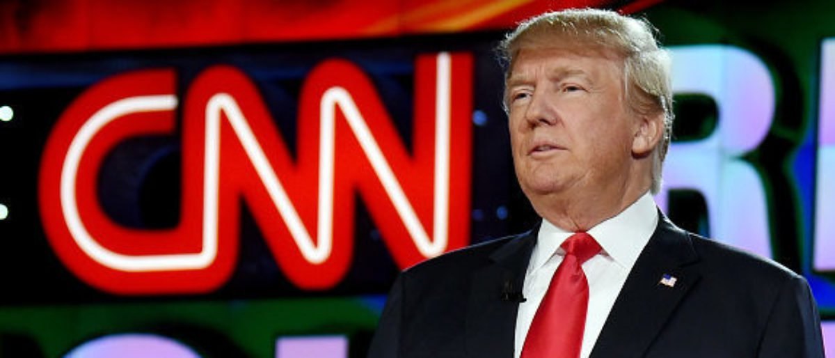 Trump: Does Facebook Fake News Filter Mean CNN Will Go Out Of Business? https://t.co/wuCtHZuhce