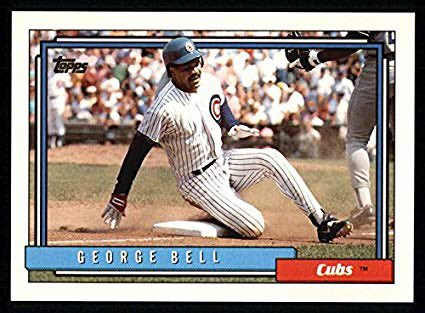 Happy 59th birthday George Bell!