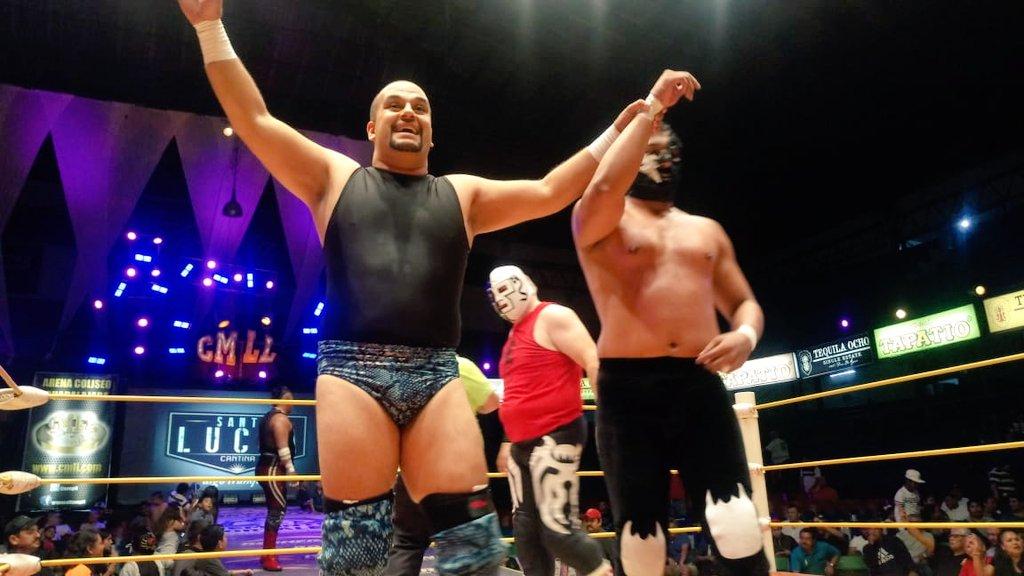 CMLL: Una mirada semanal al CMLL (Del 18 al 24 octubre de 2018) 13