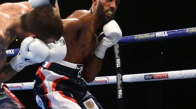 VIDEO. Boxe: Mohamed Mimoune s'éclate au Sénégal et garde sa ceinture de champion du monde https://t.co/UCKNEK8KET