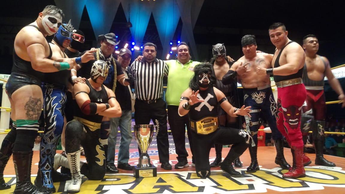 CMLL: Una mirada semanal al CMLL (Del 18 al 24 octubre de 2018) 14
