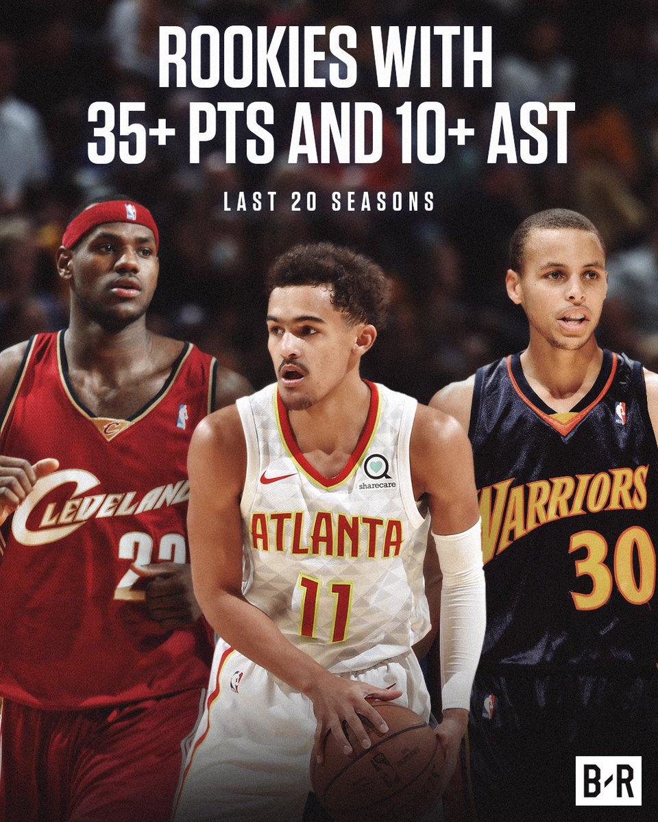 3 games in and Trae is making noise.