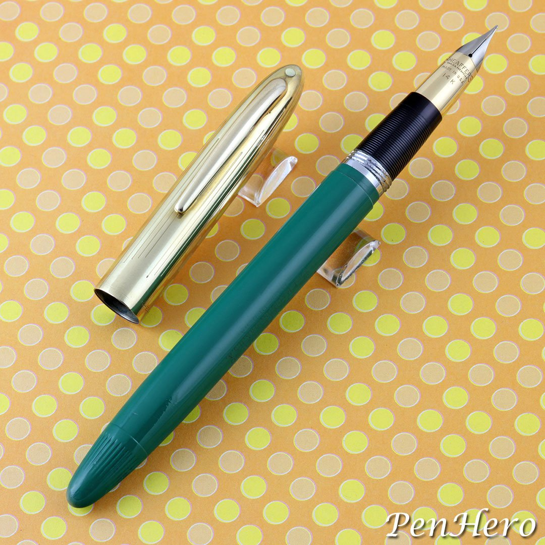 Merchandise & Memorabilia 1953 Sheaffer Snorkel Fountain Pens Vtg Print Ad