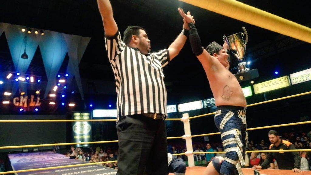 CMLL: Una mirada semanal al CMLL (Del 18 al 24 octubre de 2018) 15