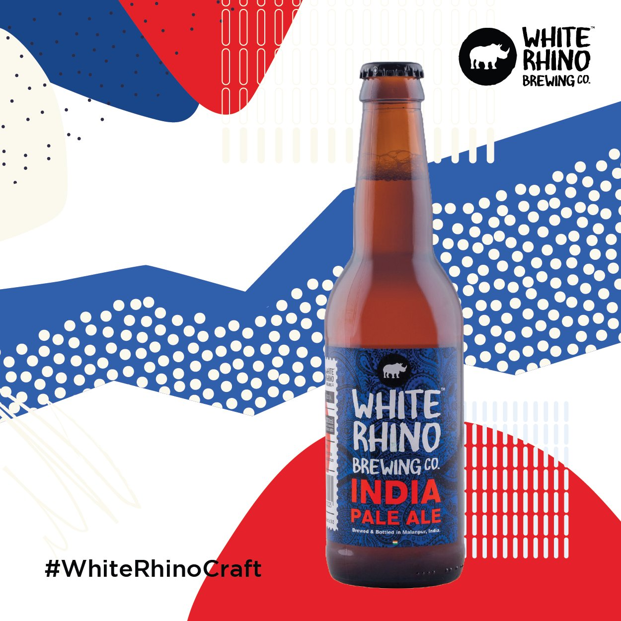 White Rhino Brewing Co. | Cool New Beers to Try This Season | 2021