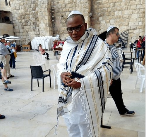 Why I Left Nigeria – Nnamdi Kanu Reveals From Israel. Foto