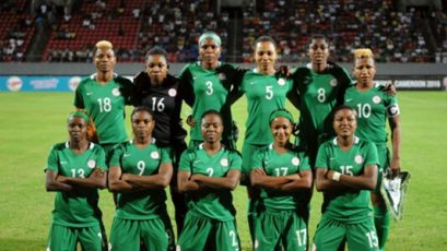 Women's AFCON 2018: Nigeria to face South Africa Foto
