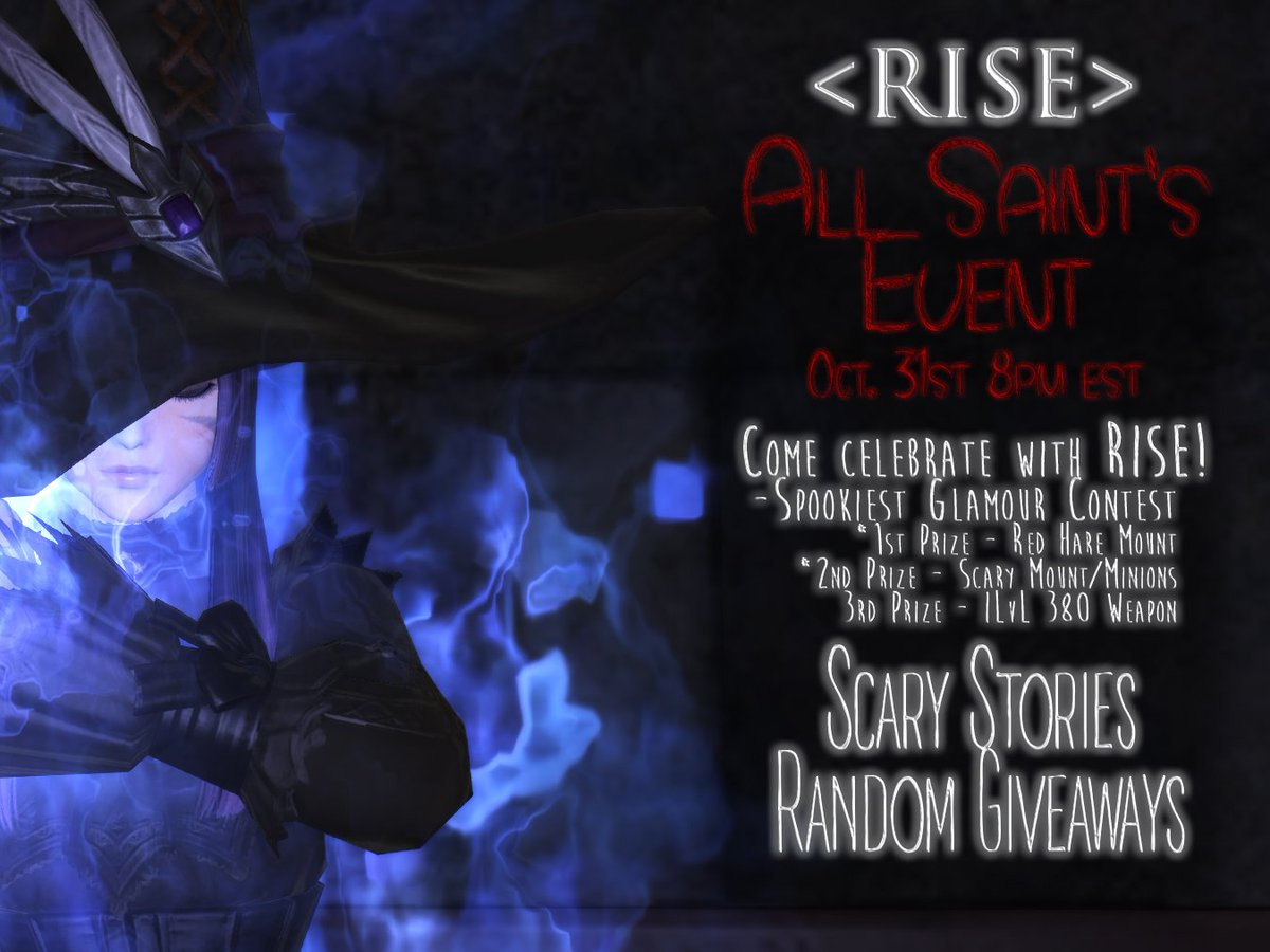 Ascendant (RISE) - @RISE_XIV Twitter Profile and Downloader
