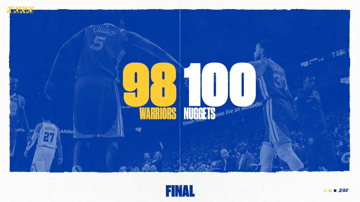 On to the next one, #DubNation