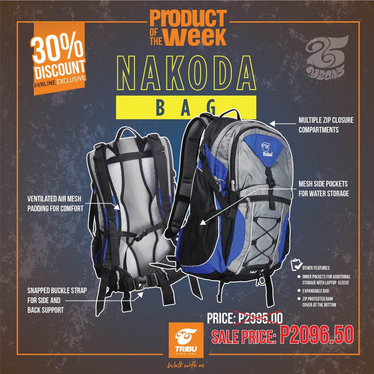 Valid only at http   tribunation.com ph shop men tribu-bag-nakoda  … until  supplies last!  Tribunation  WalkWithUspic.twitter.com PkMQD6wwlq 29435c70e892c