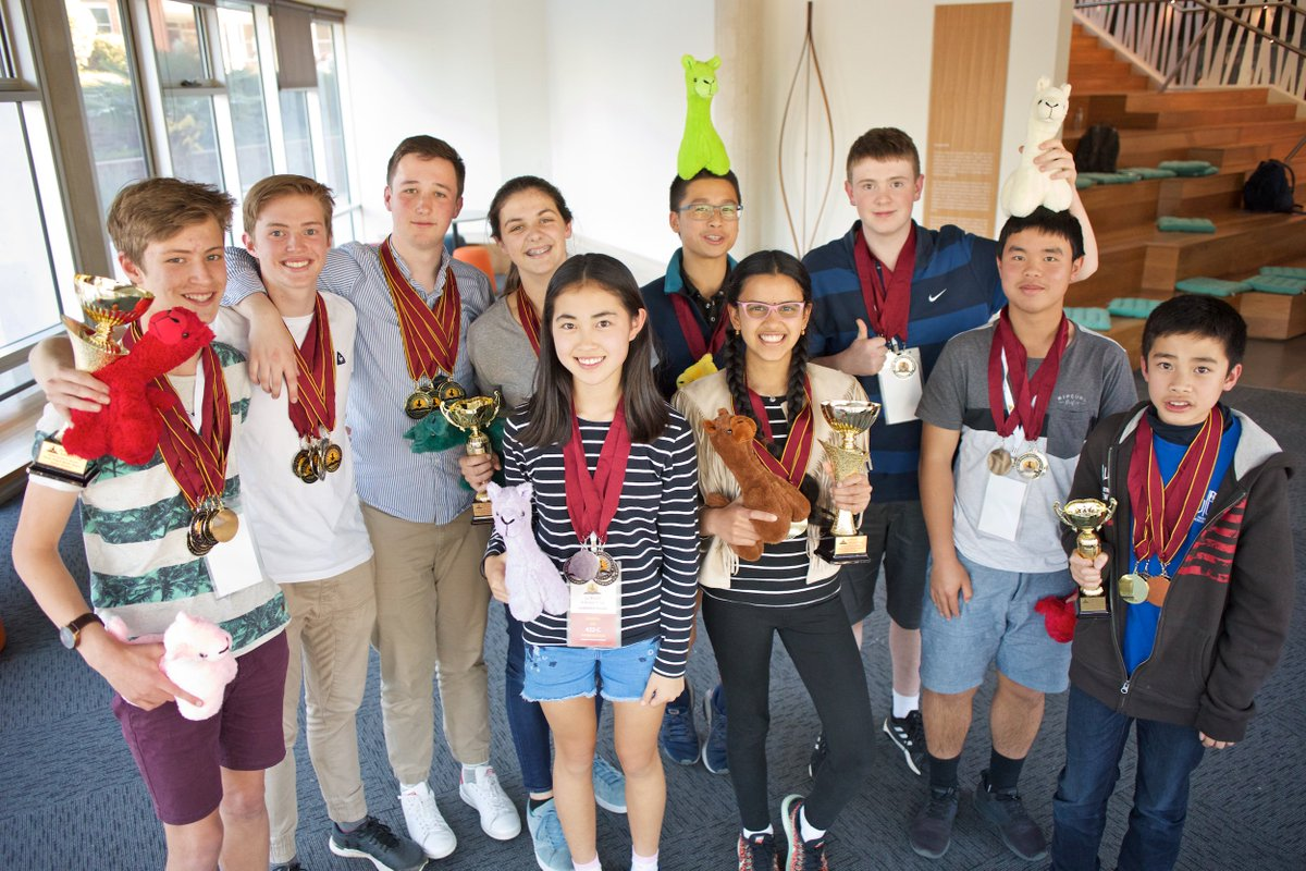 Congratulations to all four CGS teams who won multiple awards at the Canberra round of the World Scholar's Cup this weekend and have qualified for the Global Round in 2019!