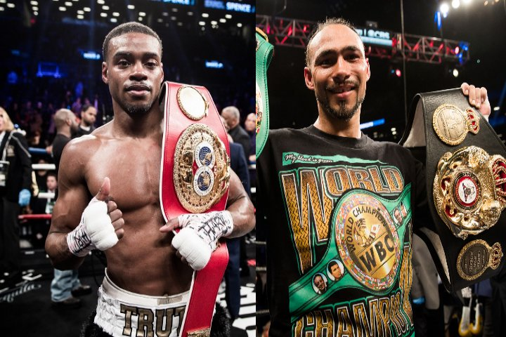 Spence: I'm Now #1 at 147, Keith Thurman Must Face Me! https://t.co/lKaoaM69fT
